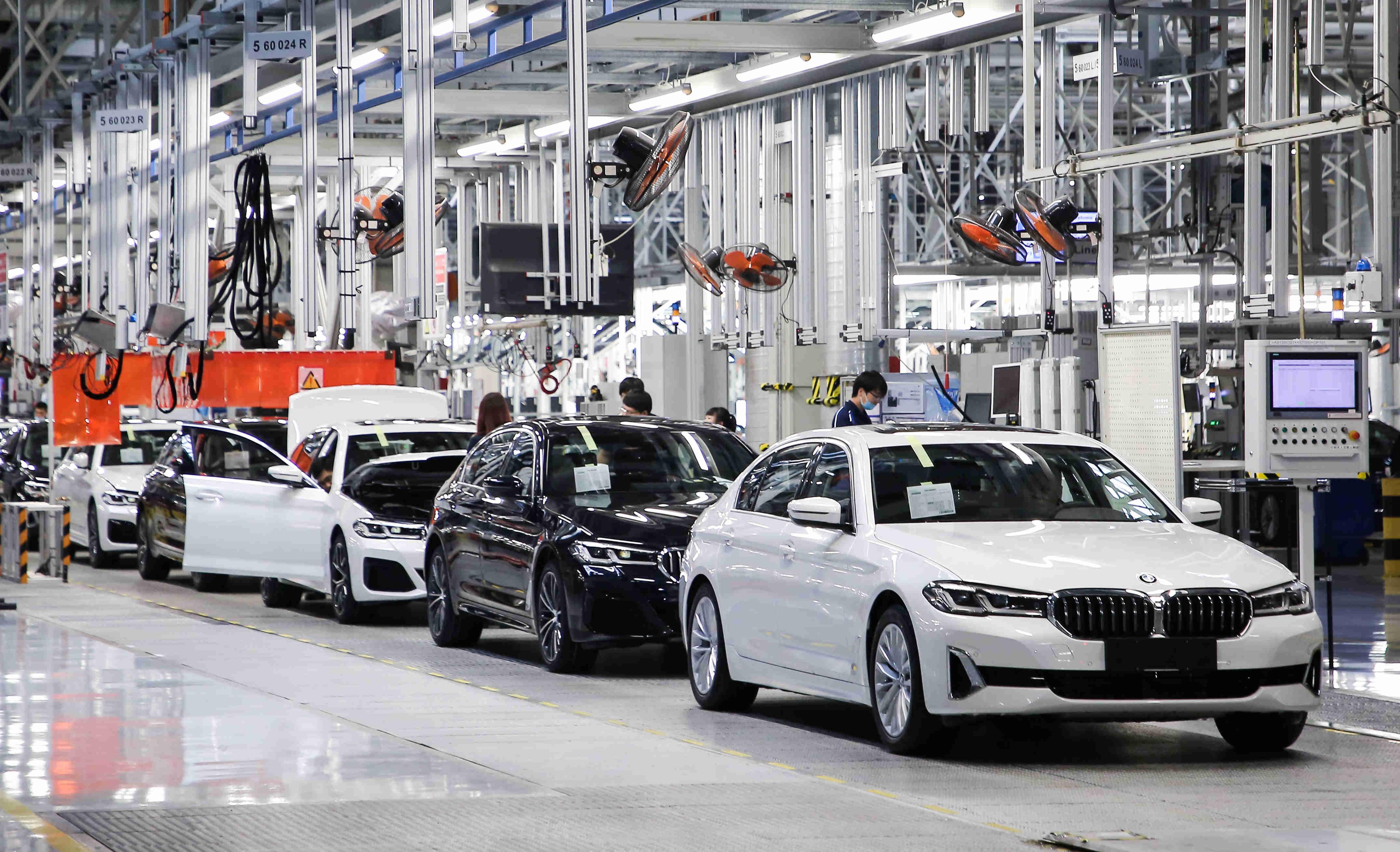 新BMW 5系Li北区车马风尚赛带你唤醒格调生活