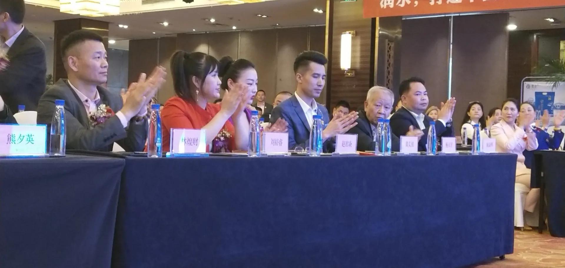 润水集团袋装水发布会在重庆举行