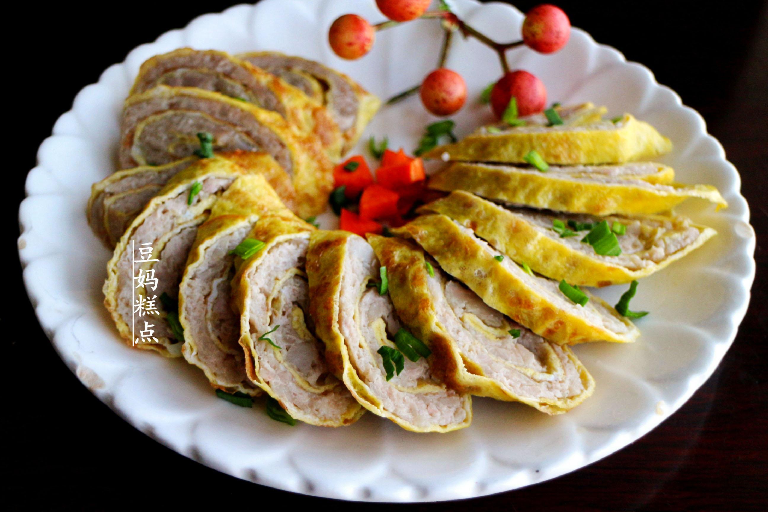 """年夜饭压轴菜,一卷一蒸""""蒸蒸日上"""" 美食做法 第19张"""