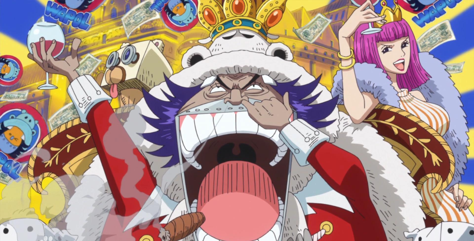 海賊王中吃了會讓人變丑的惡魔果實,蛇蛇果實男女都抵擋不住