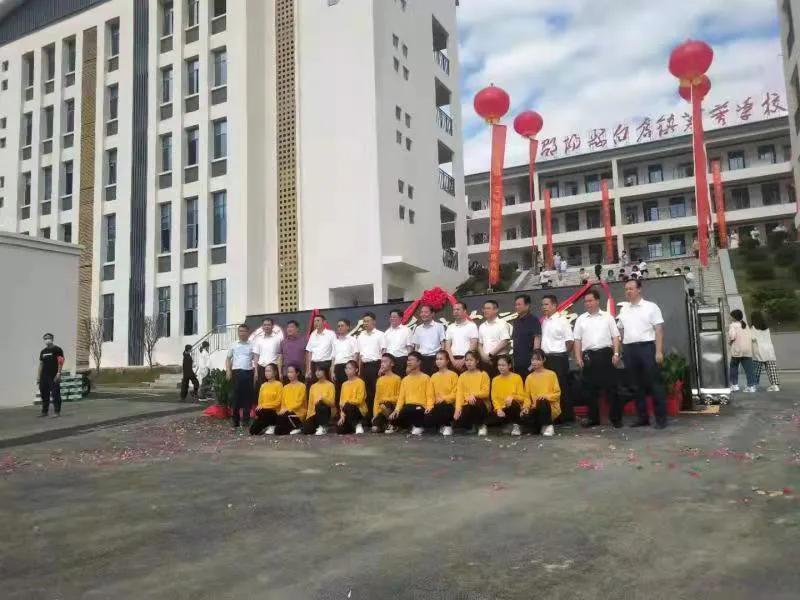 邵阳县教育系统积极探索破解城区学校入学压力