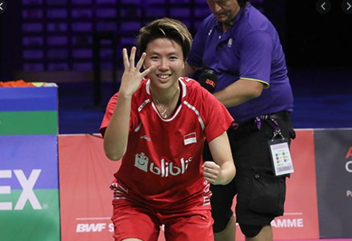 那些曾走向世界的知名印尼女运动员