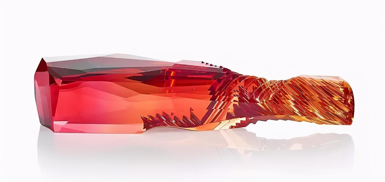 帝王托帕石,装在瓶子里的阳光