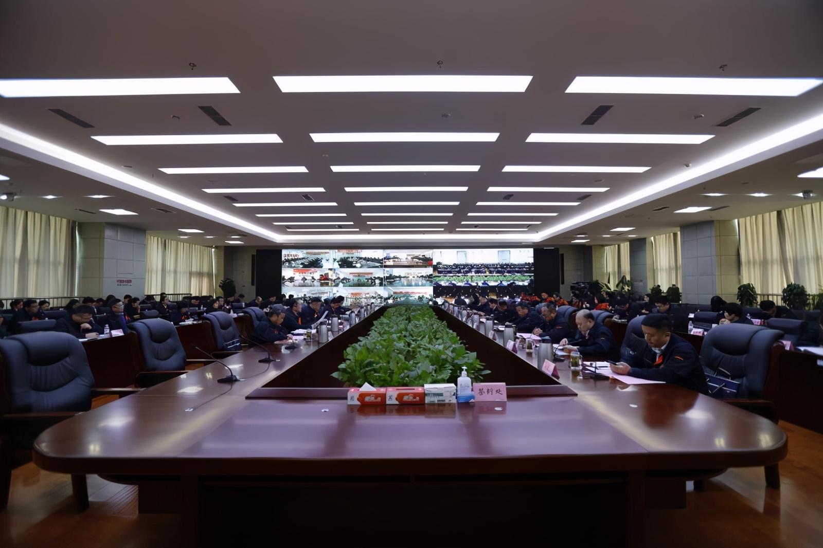 济南能源集团所属澳门新葡新京召开三届三次会员(职工)代表大会