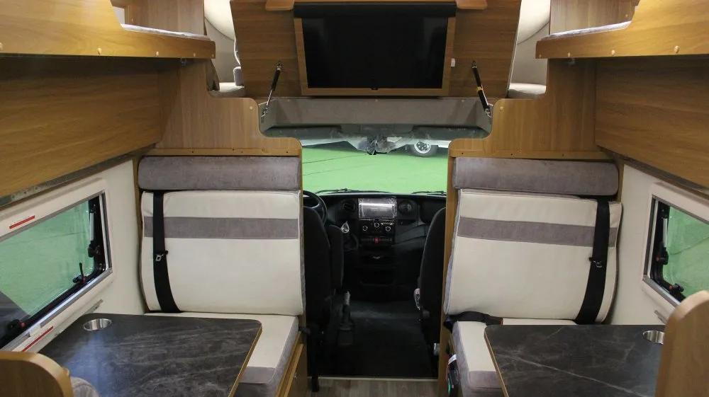 去放逐最原始的自己,凯歌C610旅行版C型房车