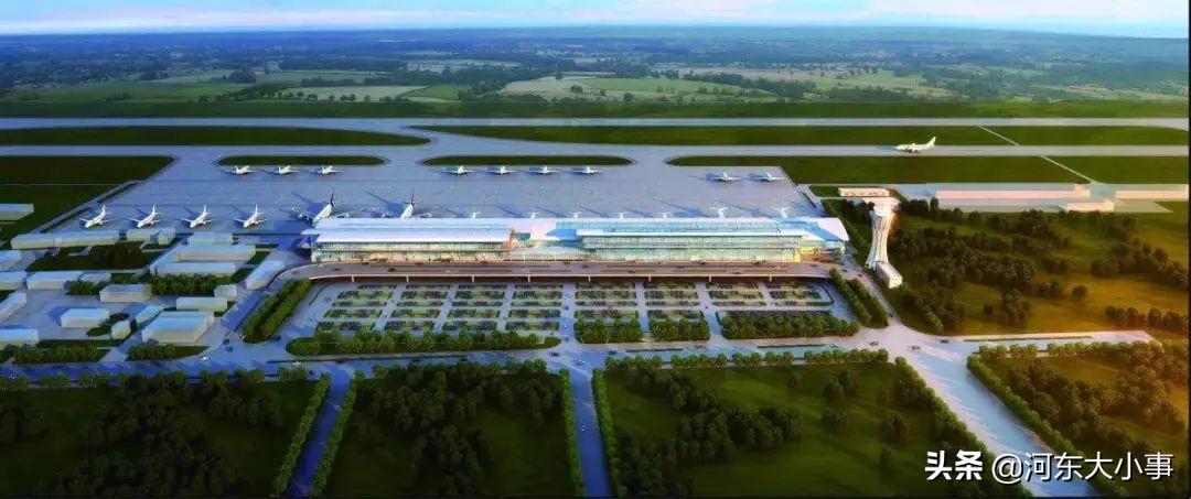 【重磅】运城机场新航站楼进入收尾阶段,将升级为4E国际机场
