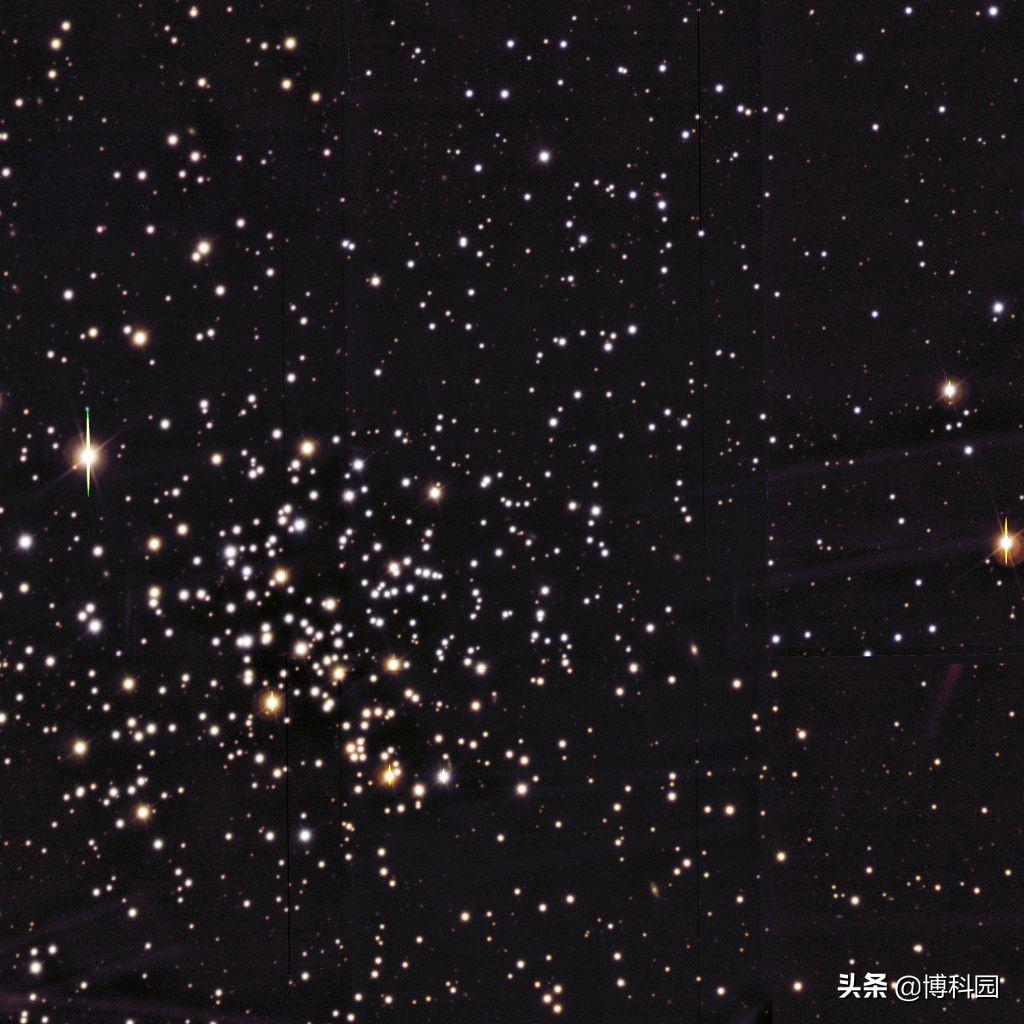 直径从78光年变成160光年!疏散星团至少比以前认为的大两倍!