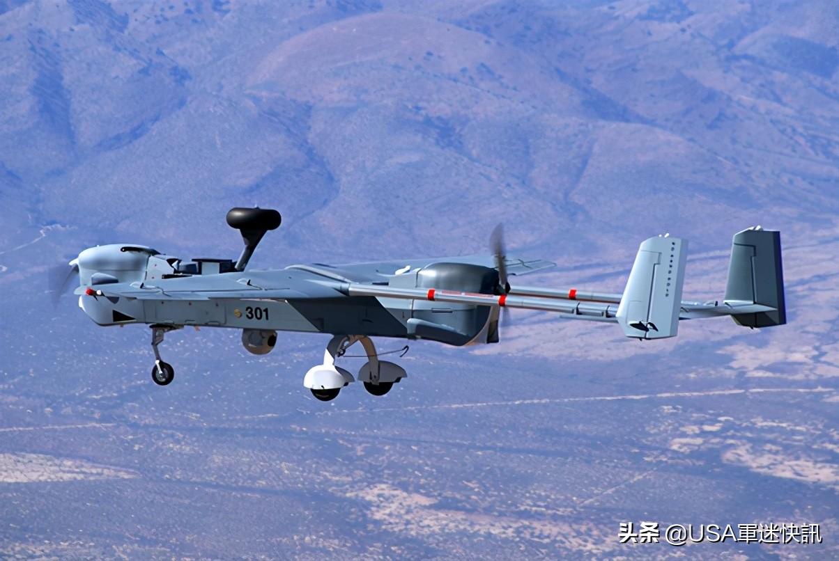全球七款最强大的攻击无人机