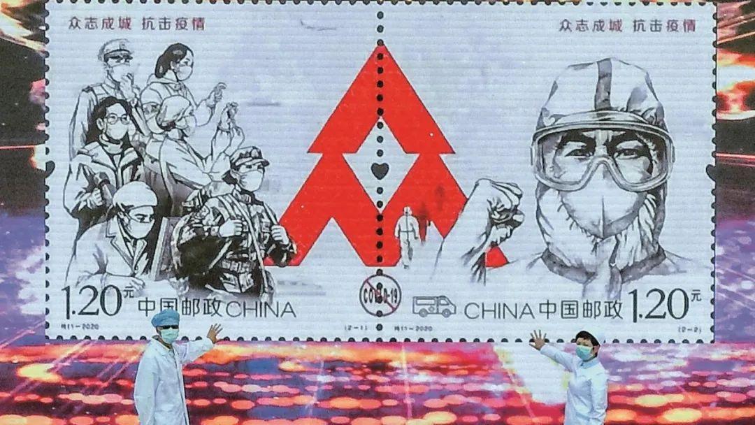為《抗美援朝70周年》紀念郵票增加發行量叫好 是郵票更是情懷