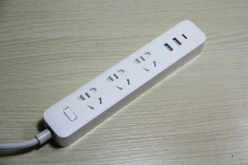 59元小米新款插线板:有USB口、有Type-C口,还支持20W快充