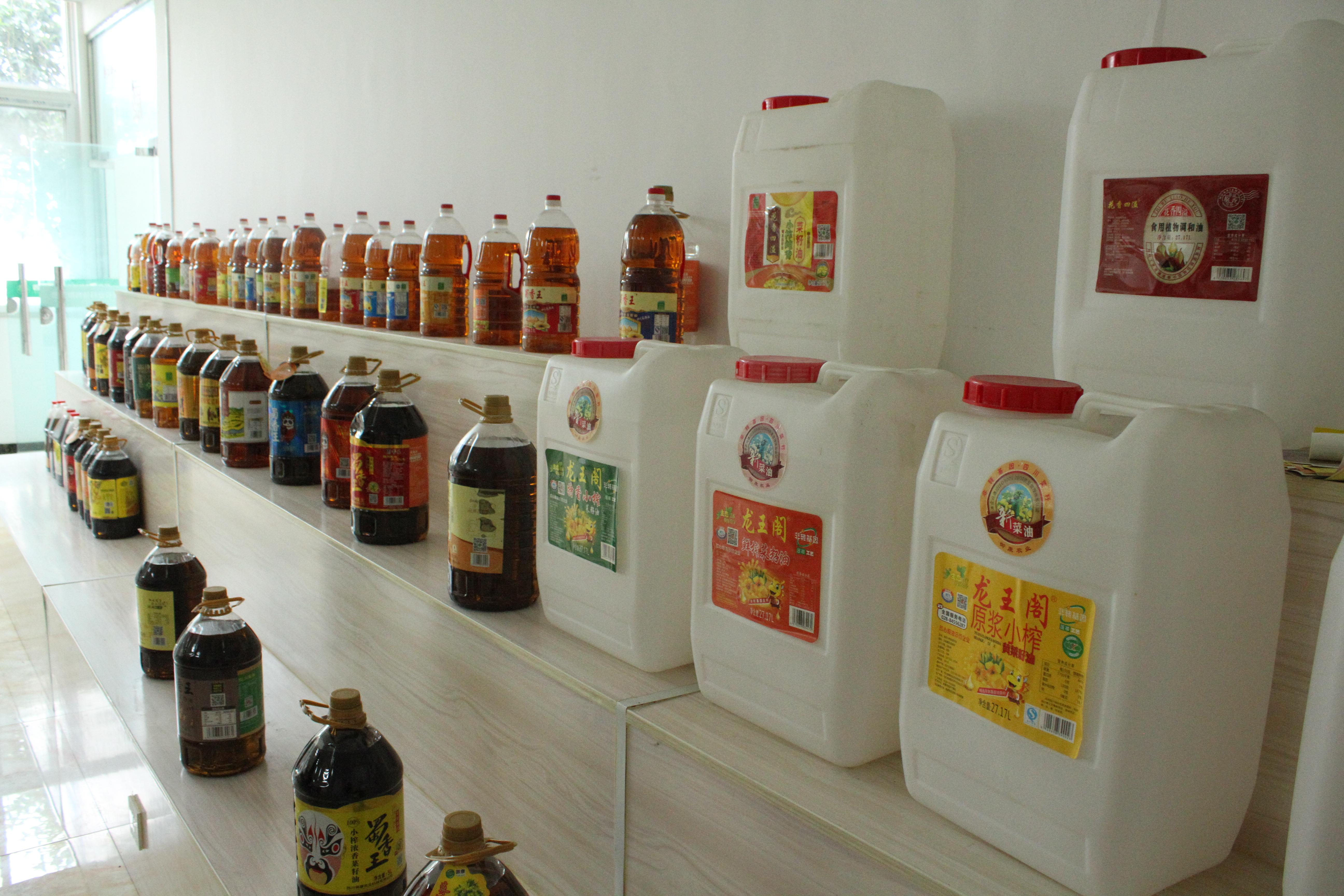 御康农业:油香十里小榨技艺还是浓浓的儿时味道