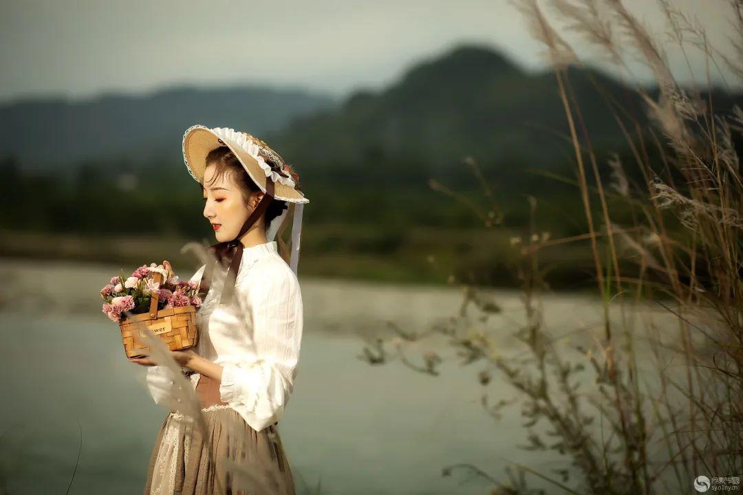 人像摄影:田园少女