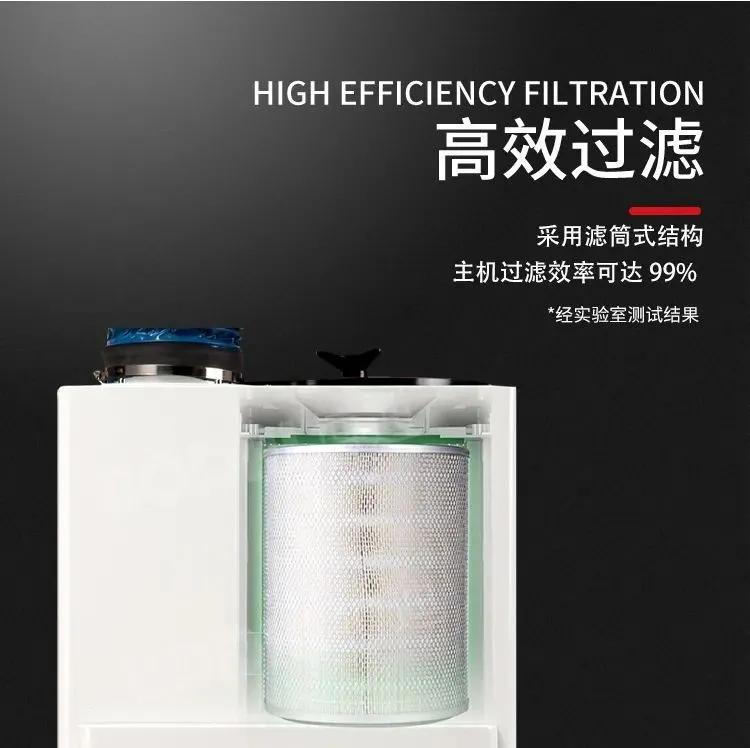 利博娱乐平台注册开户登录代理app下载HCD-TY系列焊烟净化器,给你深林般的空气