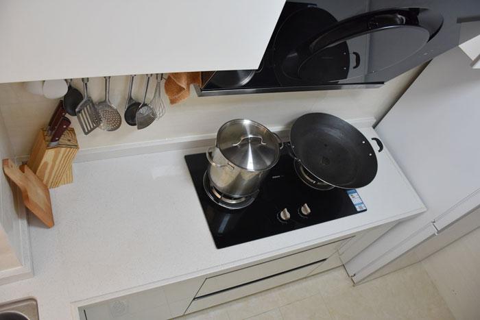 定制橱柜小技巧,厨房这样装,实用又好看