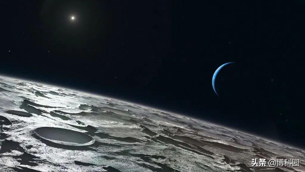 最新发现:在44.96亿千米海王星外,新发现316颗小行星