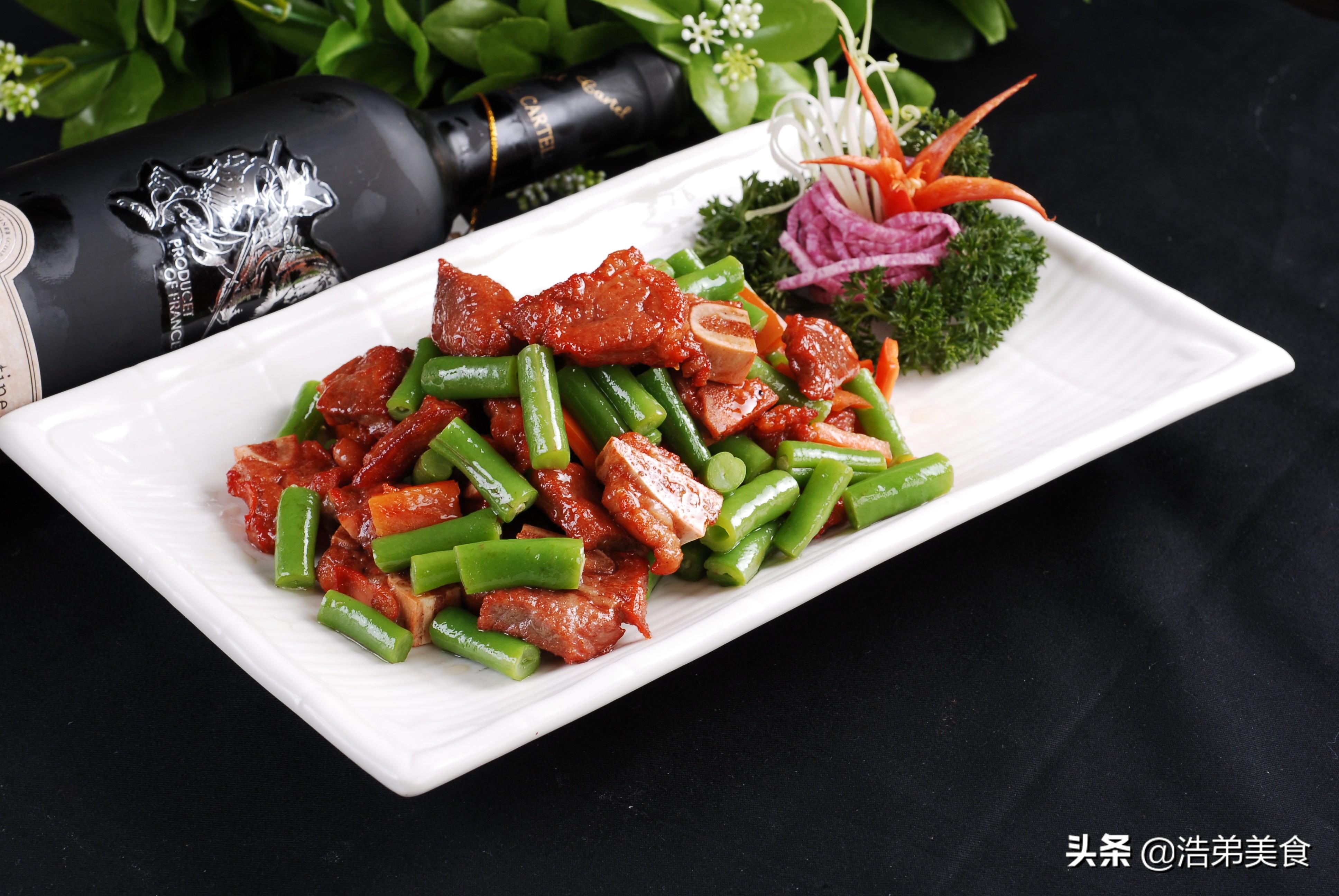 """厨师长分享:""""粤菜100道"""",其中还有10大广东名菜 粤菜菜谱 第41张"""