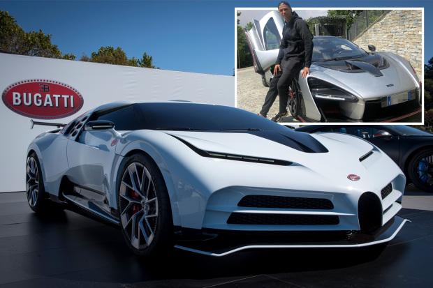 C罗7000万购入顶级超跑,全球仅10台!现有12辆豪车总价1.4亿(图)