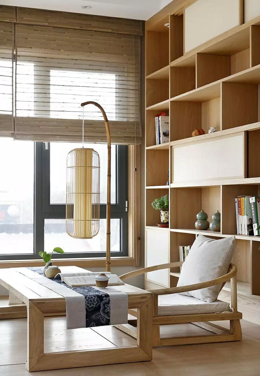 榻榻米的这3种设计方案,提高空间使用率