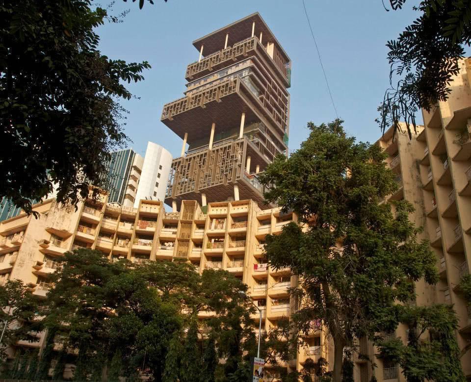 欠中国130亿不还,印度首富花64亿打造27层别墅,卷845亿逃到英国