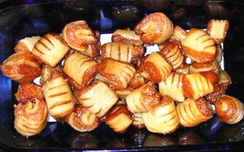 山西人最稀罕的20道晋菜,不要半夜看!每道都馋的不行 晋菜菜谱 第12张