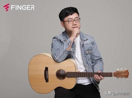 「Finger吉他」陈彪:指弹吉他金牌入门课
