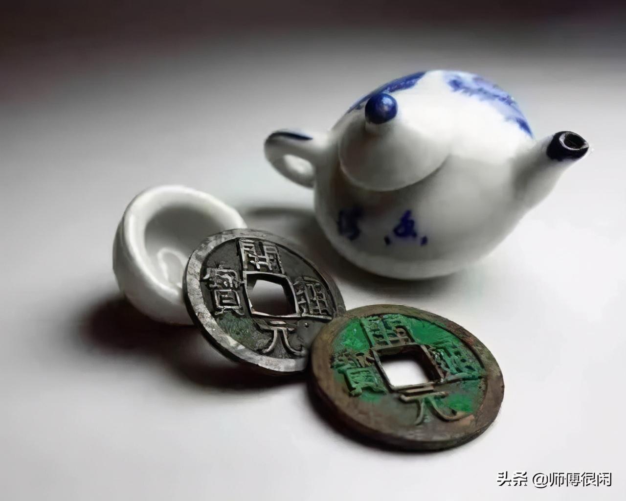 浅谈中国古钱币发展历程及特点