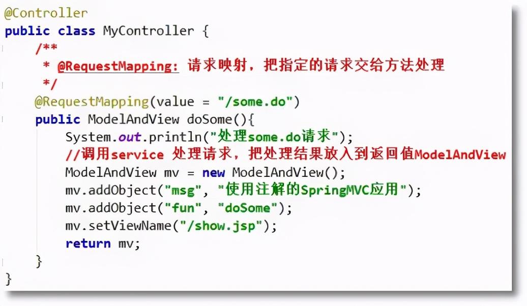 「入门」SpringMVC详解|第一个SpringMVC程序