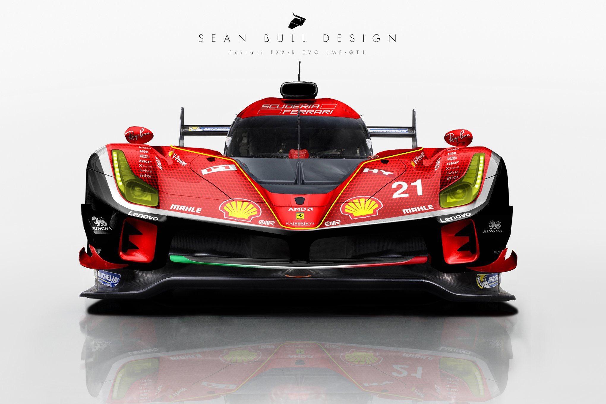 法拉利宣布重返勒芒耐力赛,并开始研发新车