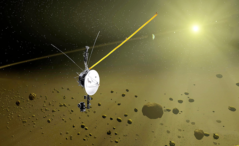 旅行者一號在星際空間錄到了聲音,真空的宇宙為什麼會有聲音