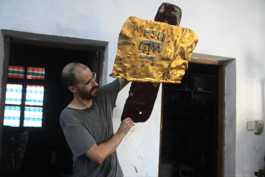 一个法国富三代,在重庆深山做漆13年:我喜欢活得像个农民