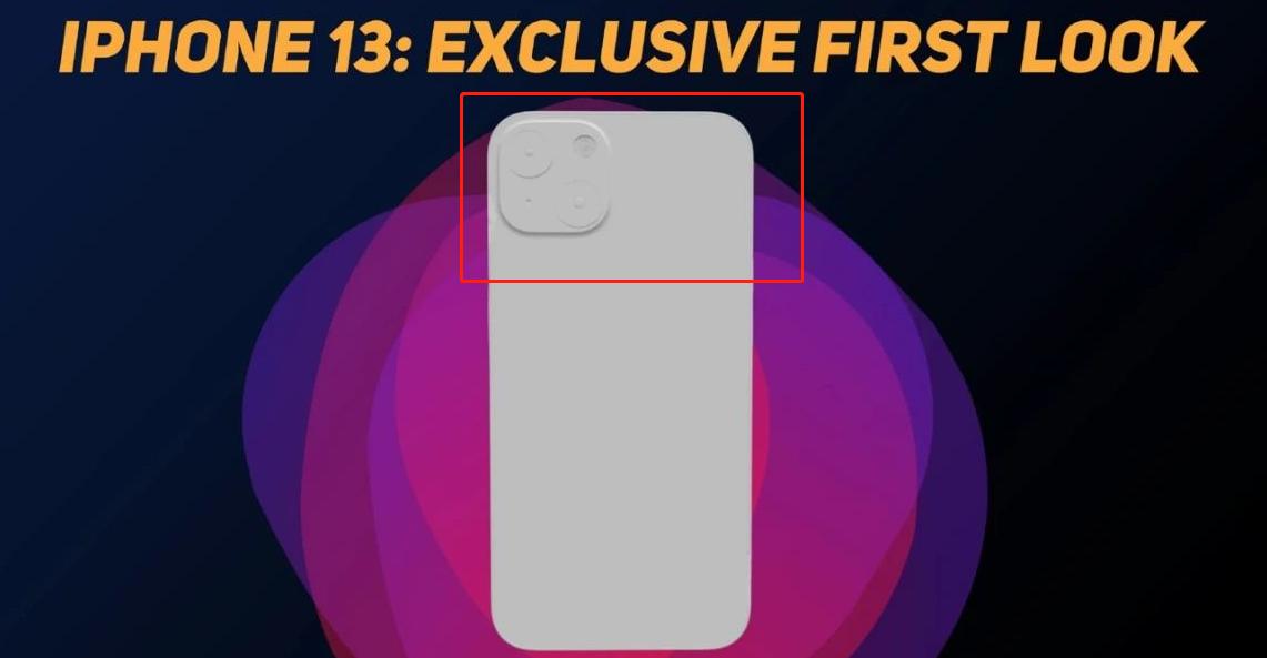 iPhone 13 外观泄露,4 年传统终于变了