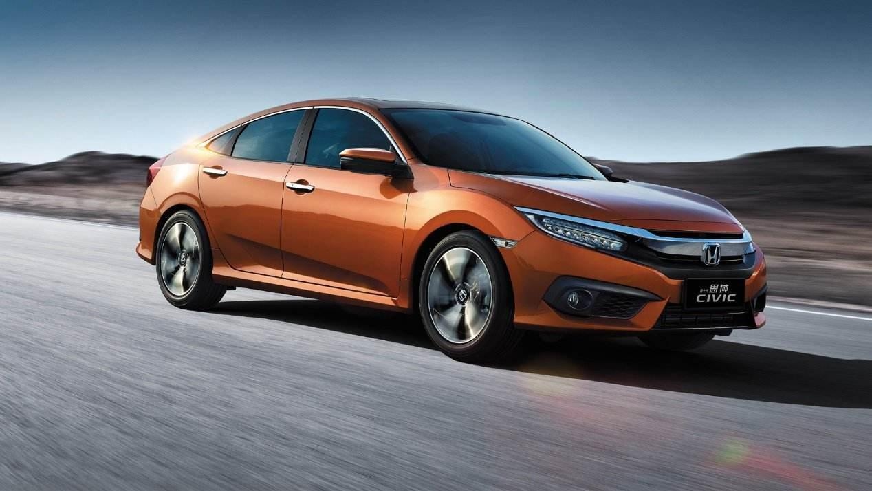 12月轿车销量出炉,轩逸再破6万,思域同比大增72.2%