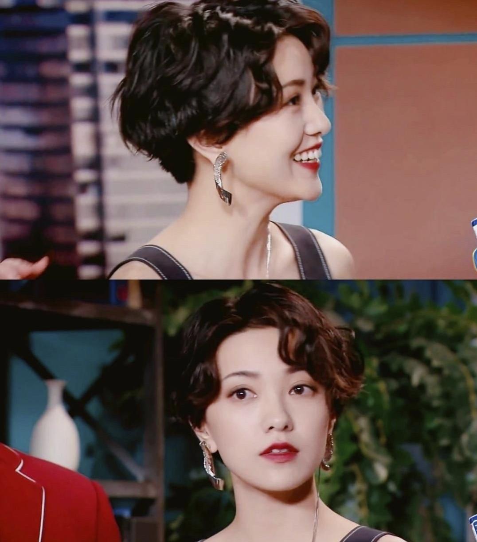 有这3个特征的女人,别再留黑长直了,短发更适合你