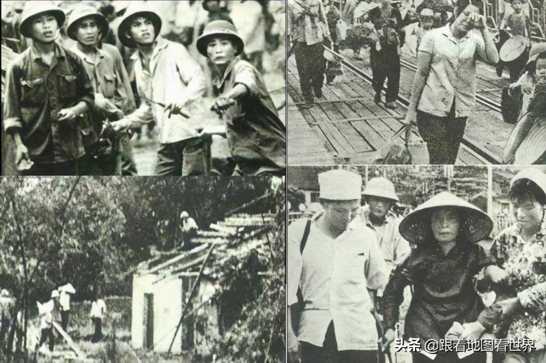 越南为什么这么豪横?41年前,一个月浇灭越南的世界第三梦