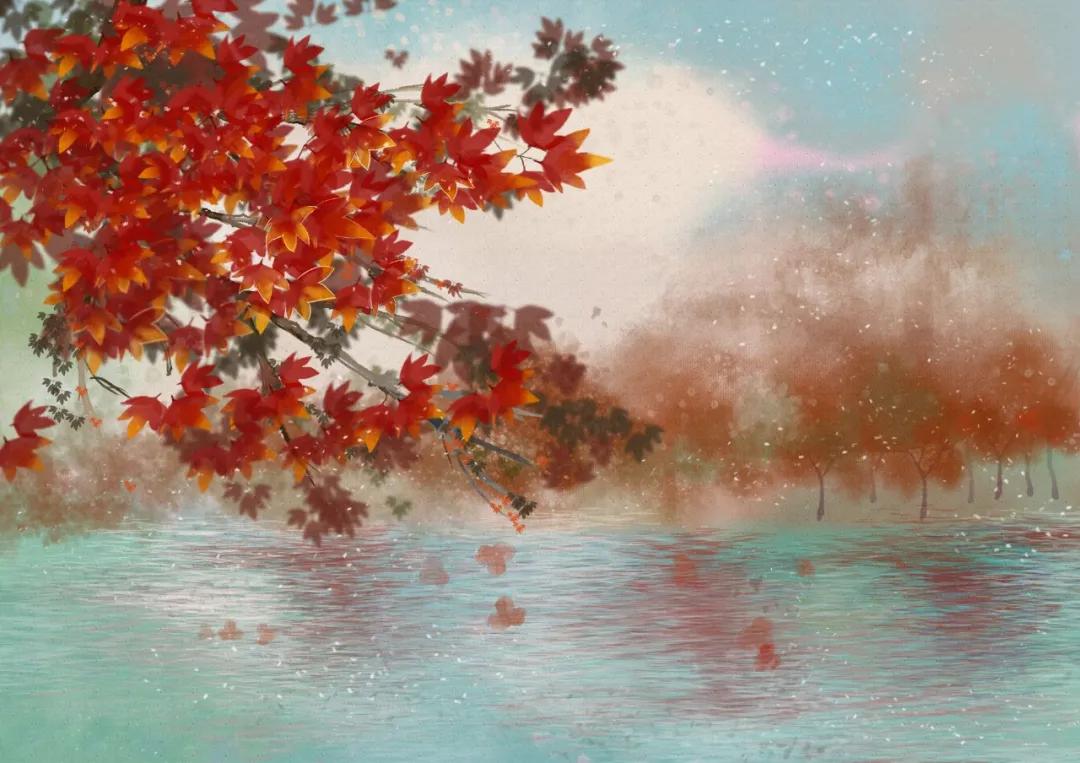 不读这20句绝美诗词,你就不知道秋天有多美