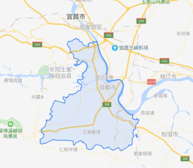 湖北省一县级市,名字是刘备取的,距今已有1800多年的历史