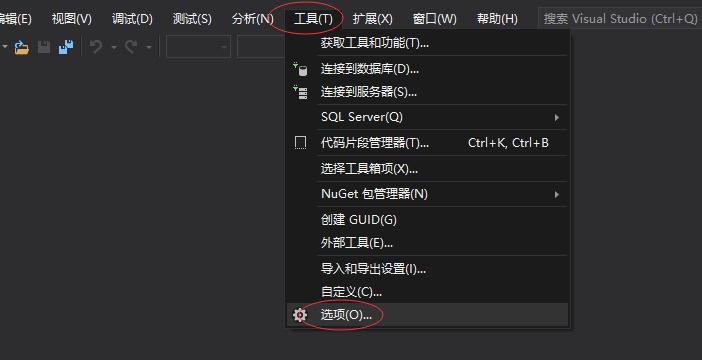What?VS2019创建新项目居然没有.NET Core3.0的模板?Bug?