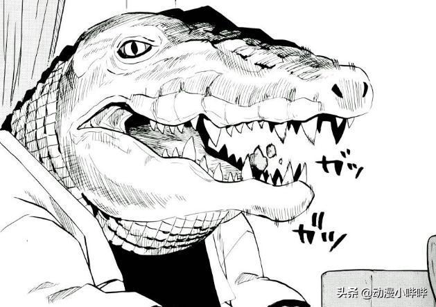 治愈過頭的「德國骨科」,哥哥慘被變成鱷魚,妹妹依舊不離不棄