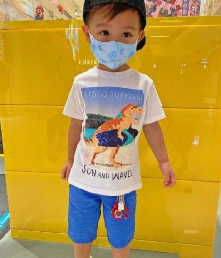 胡杏儿儿子学普通话,孩子多大是语言爆发期