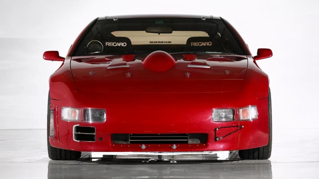 日产数GT-R最厉害?这辆Z跑车30年前就能跑421公里