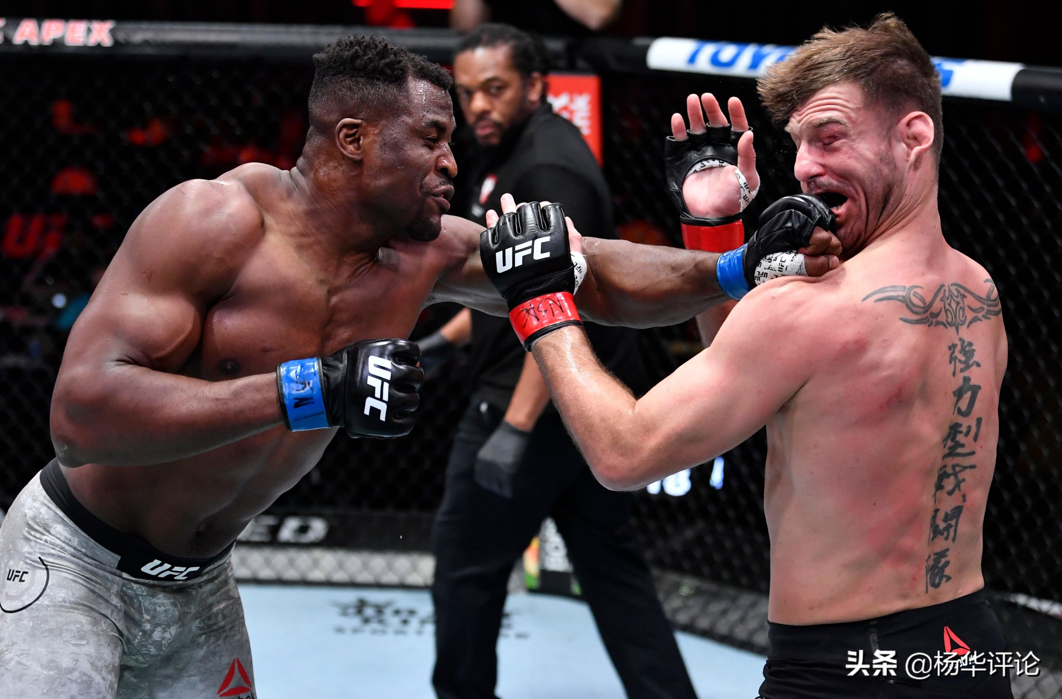 励志!纳干诺复仇米欧奇获UFC世界冠军,几年前他还在街头流浪