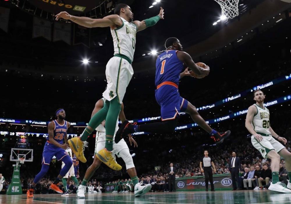 吹過了吧!著名訓練師說他19歲比肩FMVP,結果24歲了才4分2板!-黑特籃球-NBA新聞影音圖片分享社區