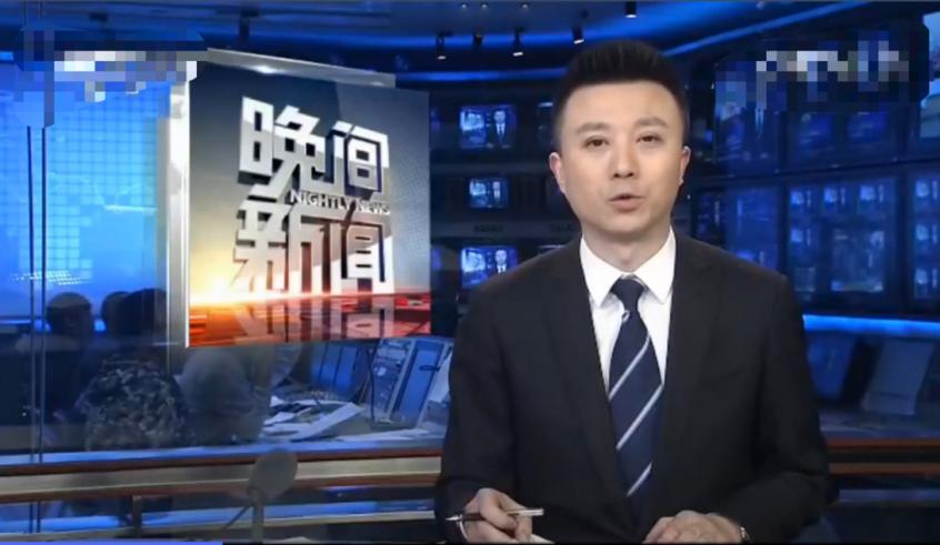 """新""""国脸""""?潘涛将和海霞共同主持《新闻联播》,首次露面显紧张"""