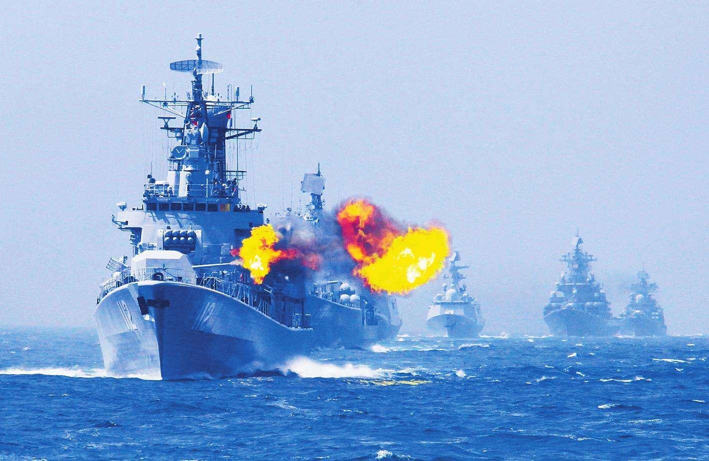 解放军在多个战区部署东风26!港媒:美日印军尽在打击范围内