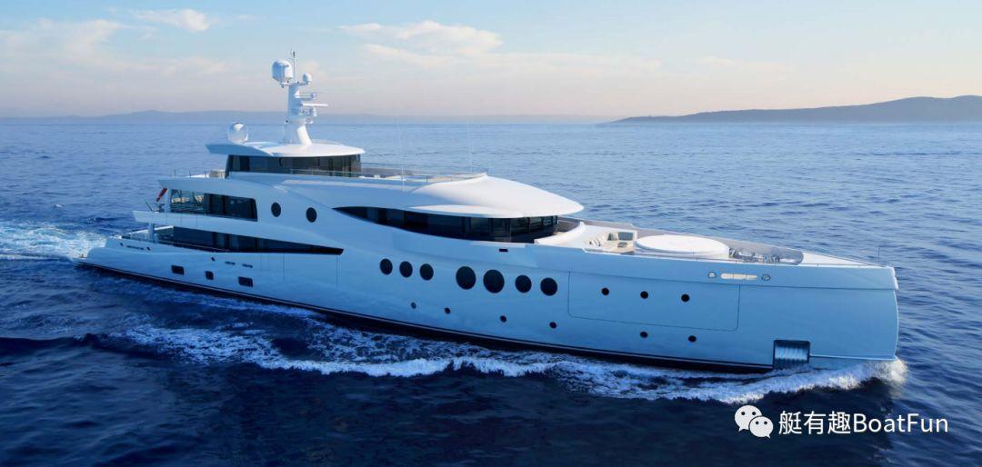AMELS刚售出全新定制62米AMELS206超级游艇,船东来自亚太地区