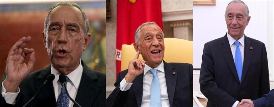 同样是70多岁,葡萄牙总统跳海英勇救人,特朗普下个楼还颤颤巍巍