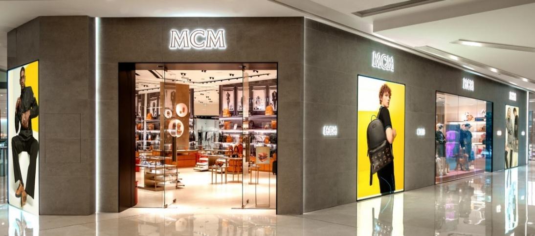 MCM成都IFS精品店重启 代言人王琳凯亮相