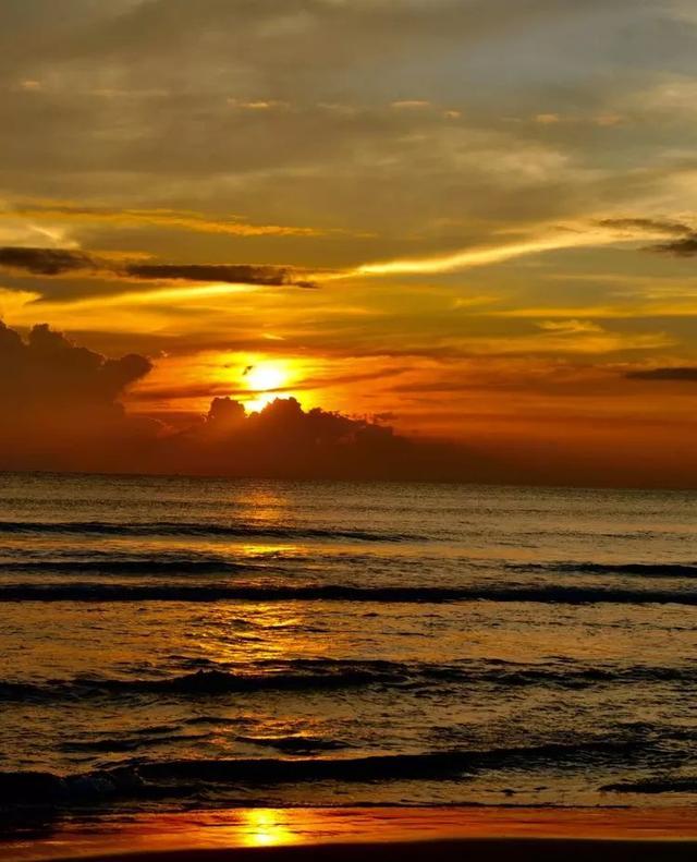 夏未至去看海,领略春日别样柔情,温州这处金沙滩值得打卡