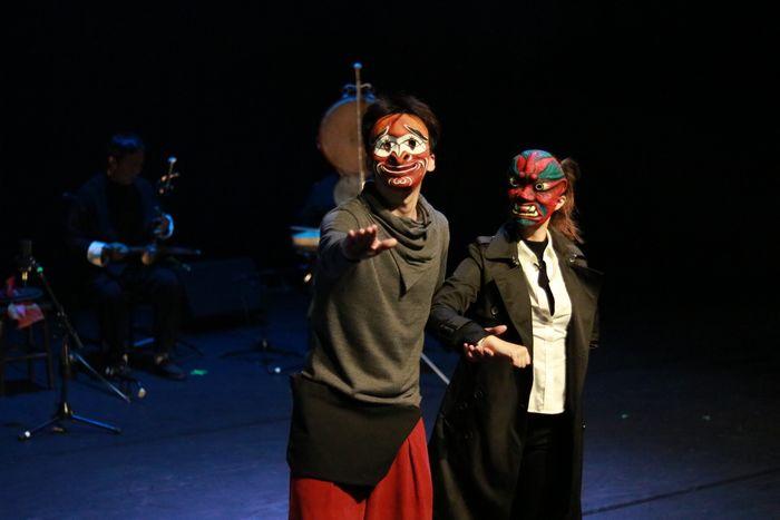 皮影喜剧《封存的皮影宝盒》在陕西大剧院二轮首演