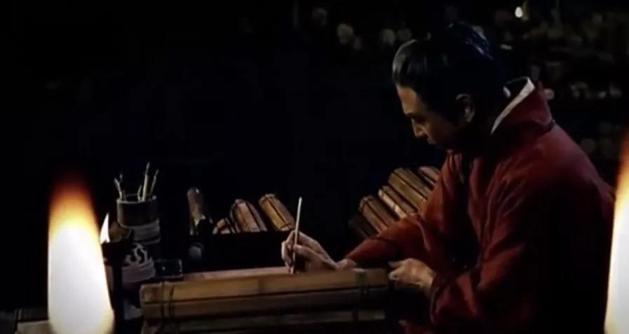 司马迁之死:形容憔悴的老人用笔触,为华夏子孙留下的自豪和记忆